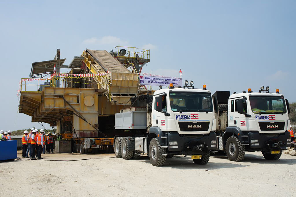 CRUSHER RELOCATION (3)